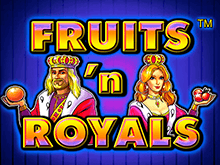 Клуб Вулкан онлайн Fruits and Royals